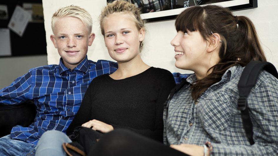 Sammenhold på efterskole - Drenge og piger